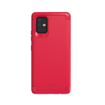 Samsung Galaxy A71 Gear4 D3O Scarlet Wembley Case