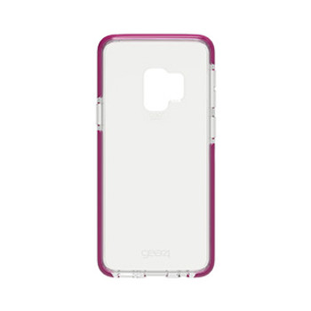 Samsung Galaxy S9 Gear4 D3O Clear/Lilac Purple Piccadilly case