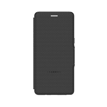 Samsung Galaxy Note 9 Gear4 D3O Black Oxford BookCase