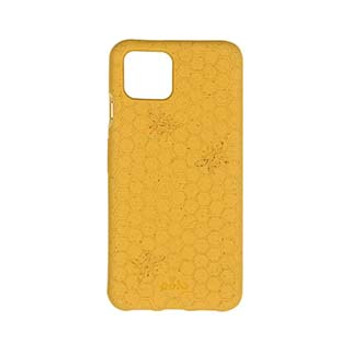 Google Pixel 4 Pela Yellow (Honey Bee Edition) Compostable Eco-Friendly Protective Case