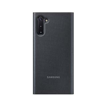 Samsung Galaxy Note 10+ OEM Black LED View Cover Case