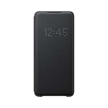 Samsung Galaxy S20+ Black OEM LED View Cover Case