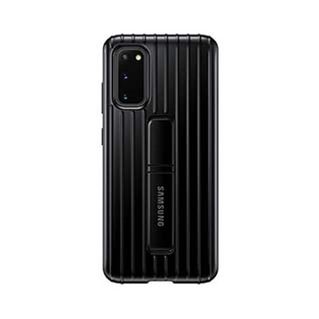 Samsung Galaxy S20 Black OEM Protective Standing Cover Case