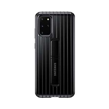 Samsung Galaxy S20+ Black OEM Protective Standing Cover Case