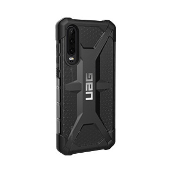 Huawei P30 UAG Grey/Black (Ash) Plasma Series Case
