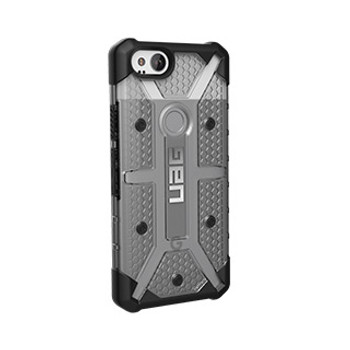Google Pixel 2 UAG Ice/Black Plasma Series case