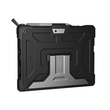 Microsoft Surface Go UAG Black/Black Metropolis Series case