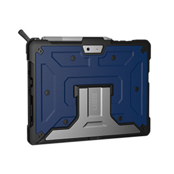 Microsoft Surface Go UAG Blue/Black (Cobalt) Metropolis Series case