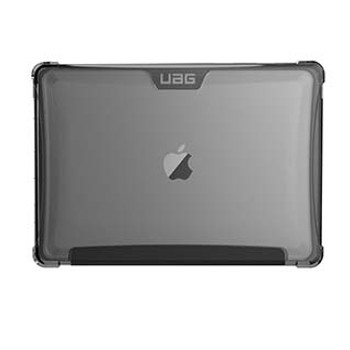"Apple Macbook Air 13"" UAG Transparent (Ice) Plyo Series Case"