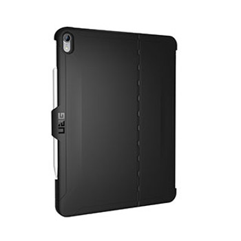 iPad Pro 12.9 (2018/2019) UAG Black Scout Series Case