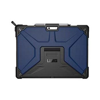 Microsoft Surface Pro X UAG Blue/Black (Cobalt) Metropolis Series Case