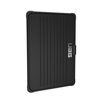 iPad 9.7 (2017/2018) UAG Black/Silver Metropolis Series Folio case