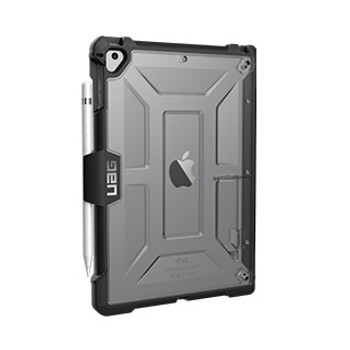 iPad 9.7 (2017/2018) UAG Ice/Black Plasma Series case