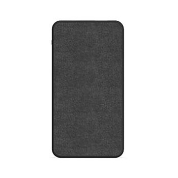 mophie black 10,000 mAh powerstation (fabric)
