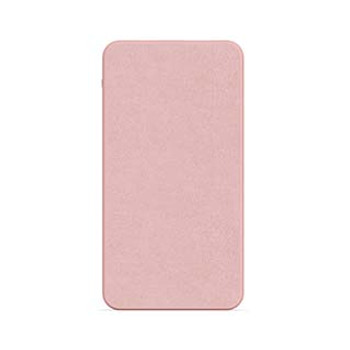 mophie pink 10,000 mAh powerstation (fabric)