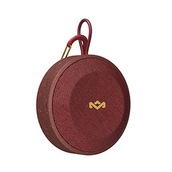 House of Marley Red No Bounds Bluetooth Speaker