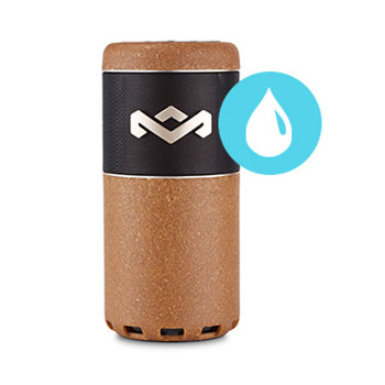 House of Marley Natural Chant Sport Portable Water Resistant Bluetooth Speaker