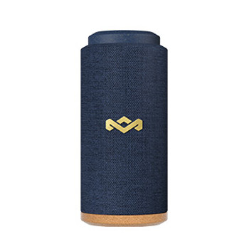 House of Marley Blue No Bounds Sport Bluetooth Speaker