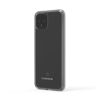 Google Pixel 4 PureGear Clear Slim Shell Case