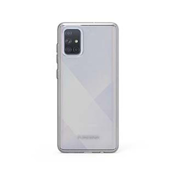 Samsung Galaxy A71 PureGear Clear Slim Shell Case
