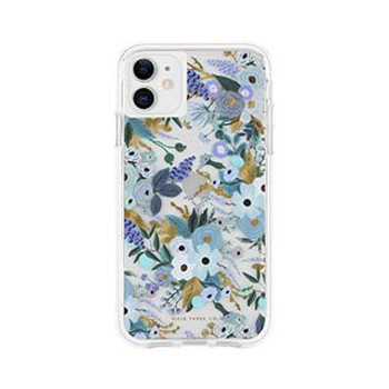 iPhone 11 Rifle Paper Blue Garden Party Case