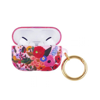 AirPods Pro Rifle Paper Clear Blush Garden Party Case w/ Circular Ring