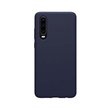 Huawei P30 Uunique Blue Liquid Silicone Case