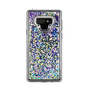 Samsung Galaxy Note 9 Case-Mate Purple Glow Waterfall case