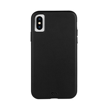 iPhone X/Xs Case-Mate Black Barely There Leather case