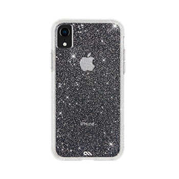 iPhone XR Case-Mate Clear Sheer Crystal case