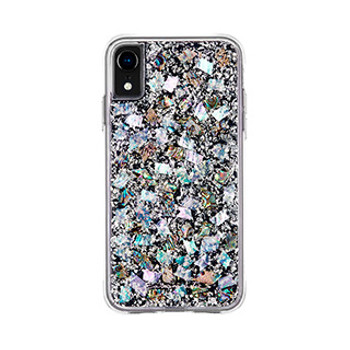 iPhone XR Case-Mate Mother of Pearl Karat case