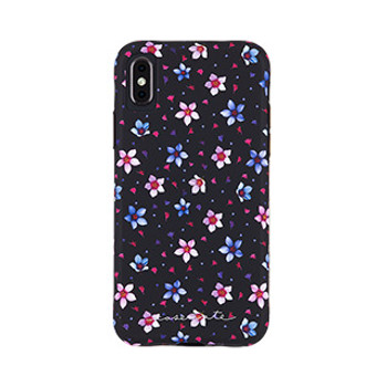 iPhone Xs Max Case-Mate Floral Garden Wallpaper case