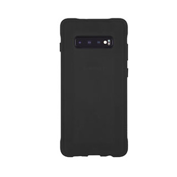 Samsung Galaxy S10 Case-Mate Black (Smoke) Tough Case