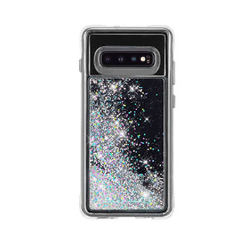 Samsung Galaxy S10 Case-Mate Iridescent Waterfall Case