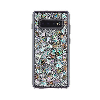 Samsung Galaxy S10+ Case-Mate Karat Pearl Case
