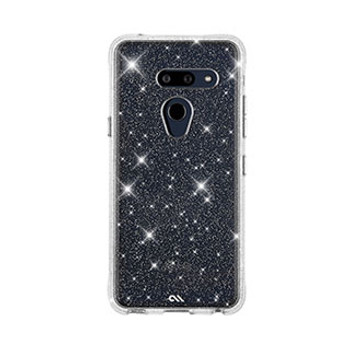 LG G8 ThinQ Case-Mate Clear Sheer Crystal Case