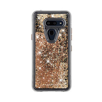LG G8 ThinQ Case-Mate Gold Waterfall Case