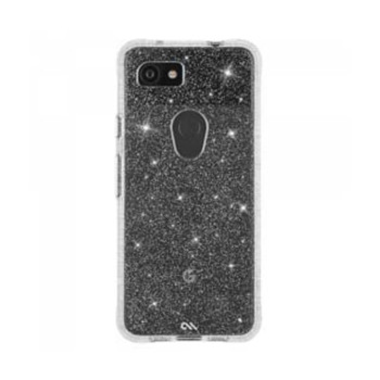 Google Pixel 3a XL Case-Mate Clear Sheer Crystal Case