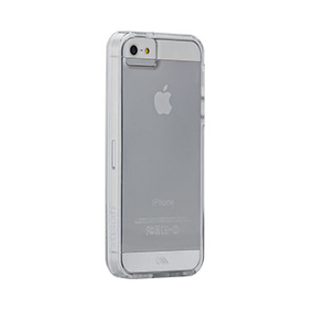 iPhone 5/5S/SE Case-Mate Clear w/clear bumper Naked Tough case