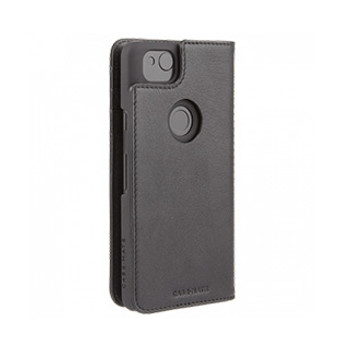 Google Pixel 2 Case-Mate Black Folio Wallet case