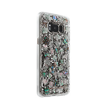 Samsung Galaxy S8 Case-Mate Mother of Pearl Leaf Karat case