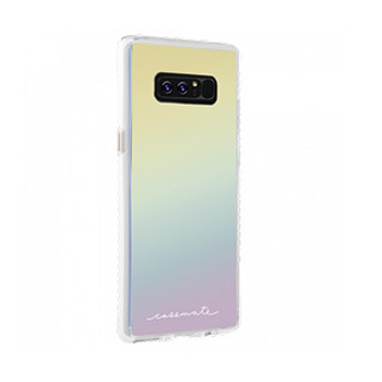 Samsung Galaxy Note 8 Case-Mate Iridescent Naked Tough case