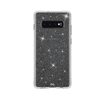 Samsung Galaxy S10+ Case-Mate Clear Sheer Crystal Case
