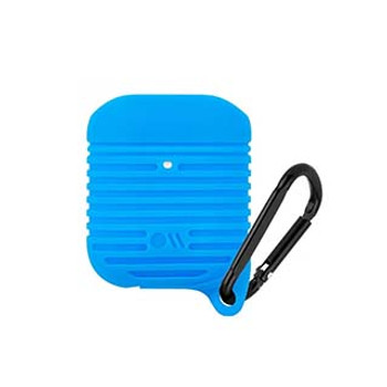 AirPods Case-Mate Cobalt Blue Tough Case w/ Carabiner