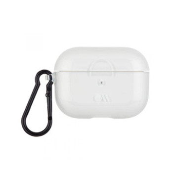 AirPods Pro Case-Mate Clear Case w/ Carabiner Clip