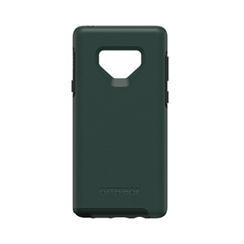 Samsung Galaxy Note 9 Otterbox Green/Turquoise (Ivy Meadow) Symmetry Series case