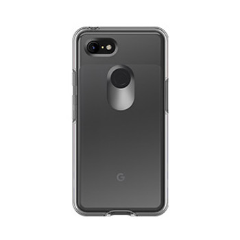 Google Pixel 3 XL Otterbox Clear Symmetry Series Case
