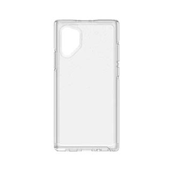 Samsung Galaxy Note 10+ Otterbox Clear/Silver (Stardust) Symmetry Series Case