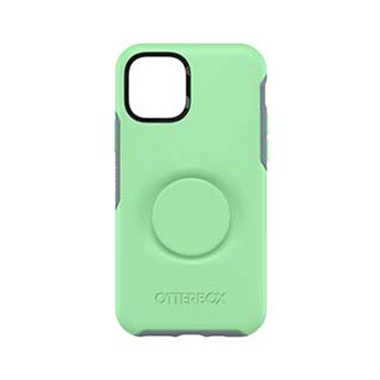 iPhone 11 Pro Otterbox + POP Turquoise/Blue (Mint To Be) Symmetry Series Case