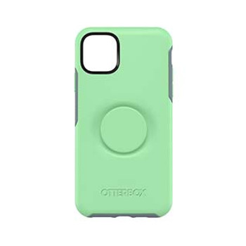 iPhone 11 Pro Max Otterbox + POP Turquoise/Blue (Mint To Be) Symmetry Series Case